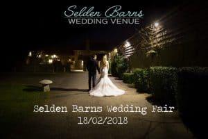 Selden Barns Wedding Fair