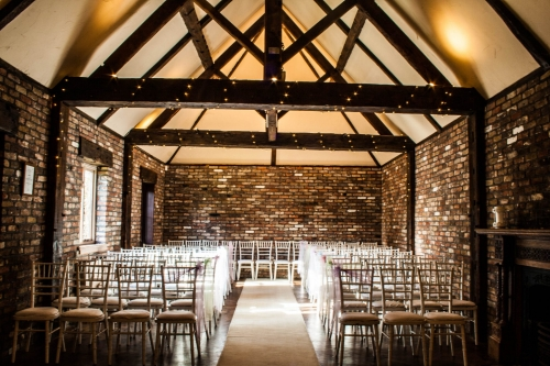 barn ceremony room west sussex