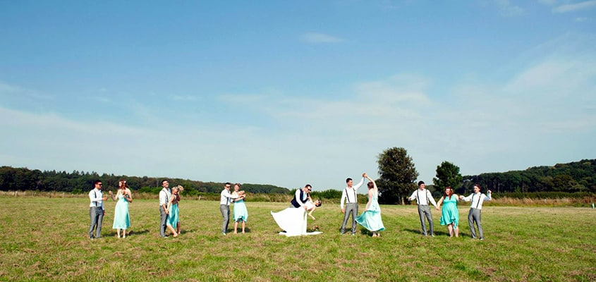 Wedding photography at Selden Barns in west sussex