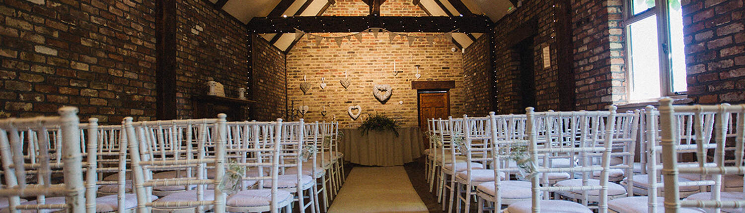 Chapel at Selden Barns, West sussex wedding venue near Worthing
